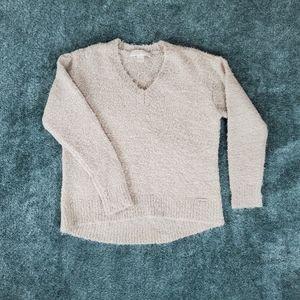 MICHAEL KORS vneck pullover sweater